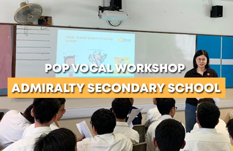 Pop Vocal Workshop