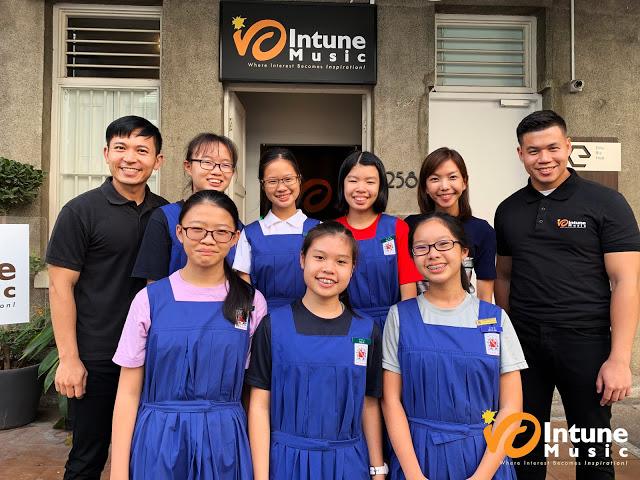 CHIJ St Nicholas Girls' School 6th Annual Mandarin Songwriting Competition Recording