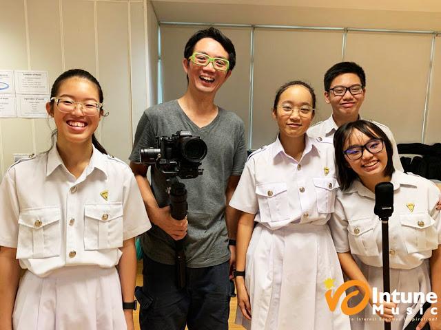 Chung Cheng High School (Yishun) Mandarin Songwriting 3
