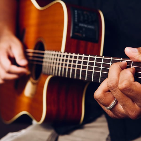 Intune Music Acoustic Guitar Course